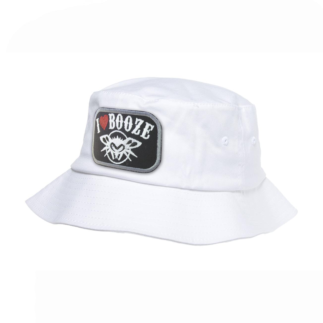 Bucket Hat I Love Booze