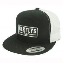 BLK FLYS Trucker