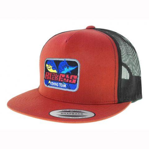 Trucker Fly Fishing team