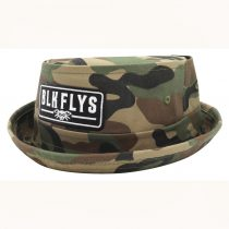 Bucket hat BLKFLYS