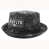 Bucket hat BLK FLYS