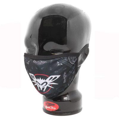 Phantom Logo 2-PLY Mask