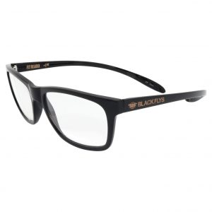 Shiny Black w/ Clear Lens